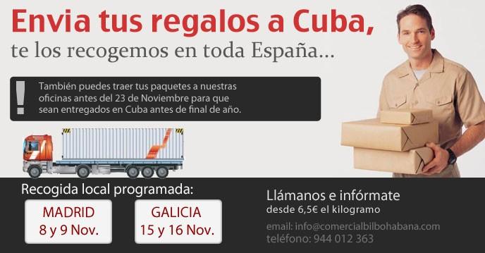 Envíos a Cuba asegurados por 6,5€ KG 0000000004