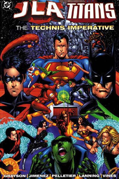 [ANIMACIÓN] Justice League vs The Teen Titans JLA__Titans_the_Technis_Imperative