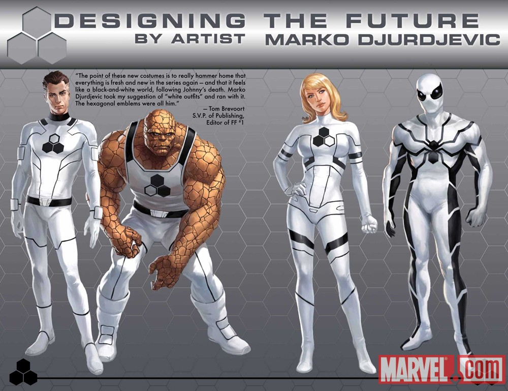 [News] DC/MARVEL COMICS - Page 4 NEW_Fantastic_Four_by_Marko_Djurdjevic