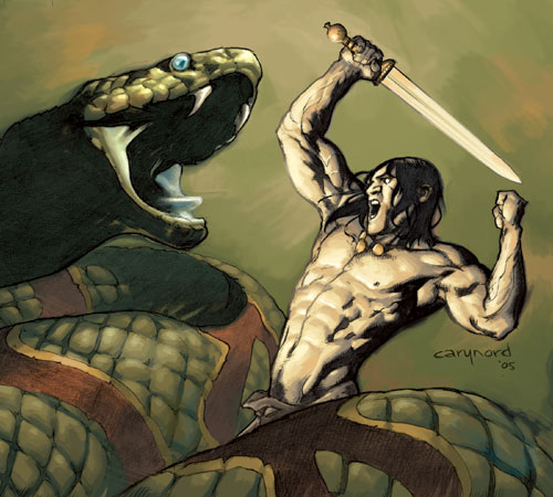 Les Chroniques de Conan - Les comics en intégrale CONANONV2-TPB-FC-SOL