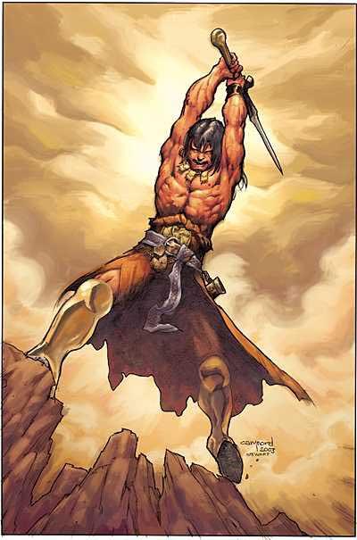 Les Chroniques de Conan - Les comics en intégrale Conan