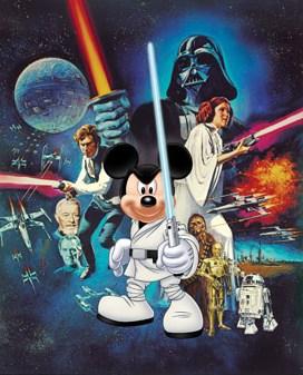 Disney achète Lucasfilm - Page 2 Disney-star-wars