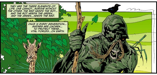 Tag 4-6 en Psicomics SwampThing1