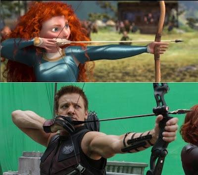 The Avengers FanArts Pose2