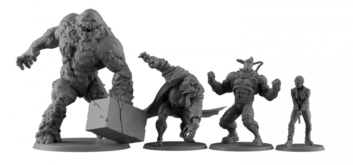 Gotham City Chronicle Iouvelles-figurines-Batman-Monolith-21