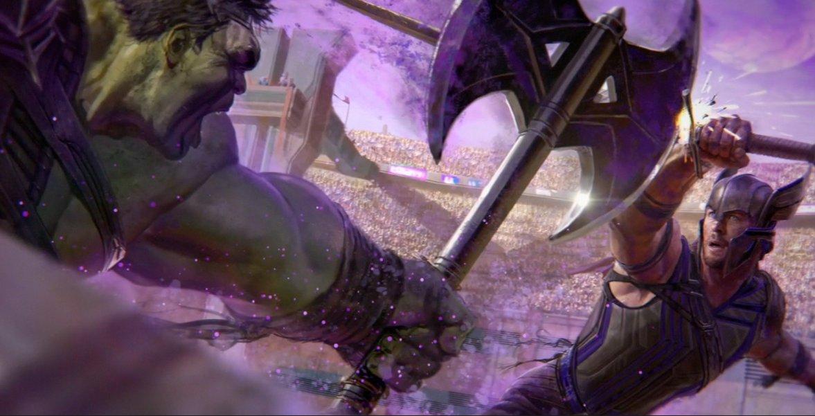 Thor : Ragnarok [Marvel - 2017] Concept-art-ragnarok-2