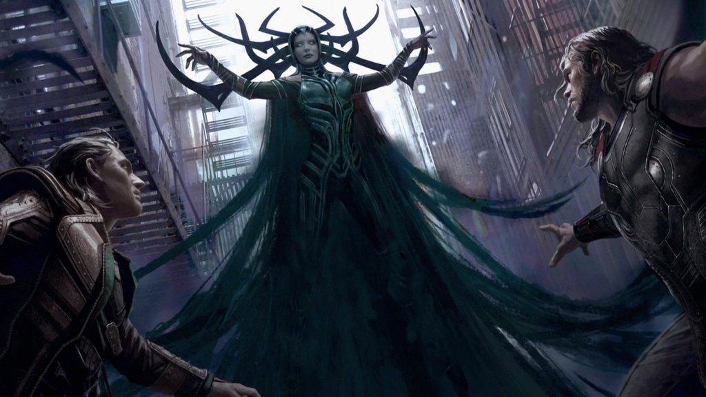 Thor : Ragnarok [Marvel - 2017] Concept-art-ragnarok-4