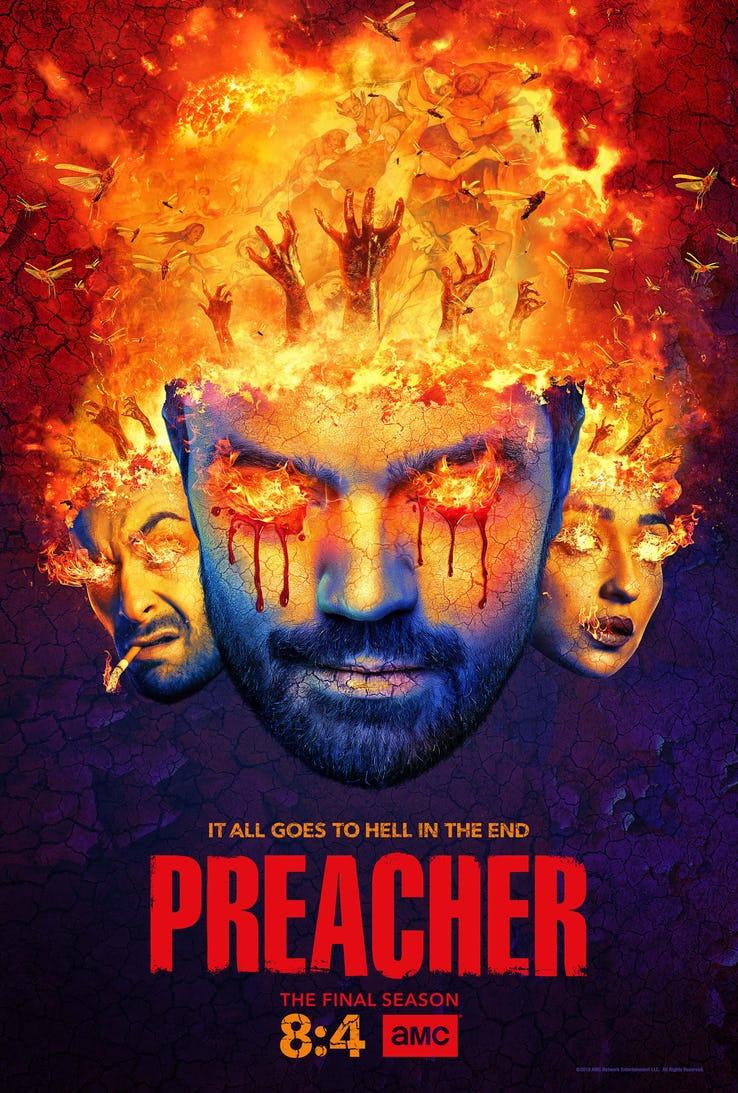 Preacher (Série TV) Preacher-saison-4