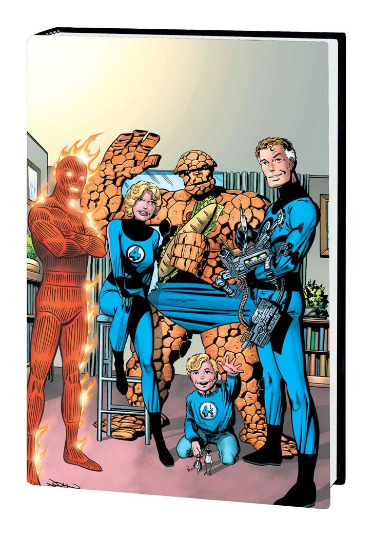 Fantastic Four  Ffbyrne1b