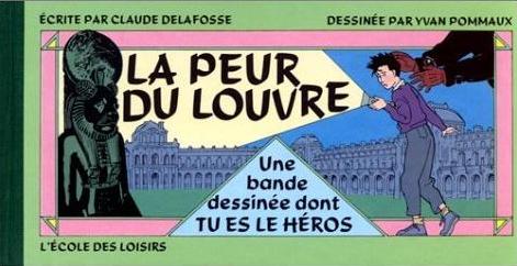 La bande dessinée au musée [INDEX 1ER et 2EME MESSAGE] LOUVRE