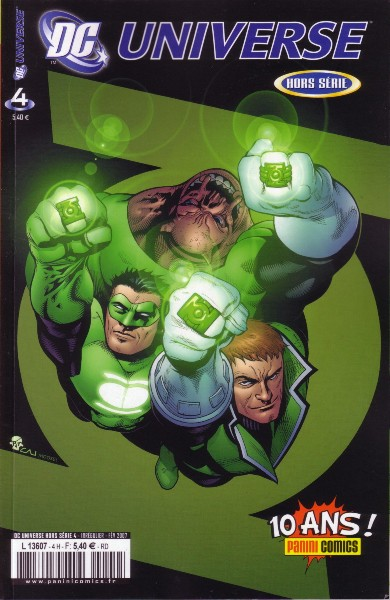 Green Lantern - Page 2 4