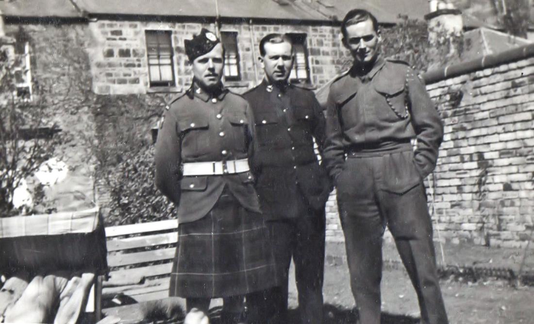 Kilts militaires WWII Commandos