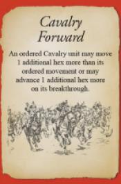 TORNEO Command & Colors Napoleonics 25128c8abefcbf2c8ad561378af858b7-tactic_CavalryForward(2)