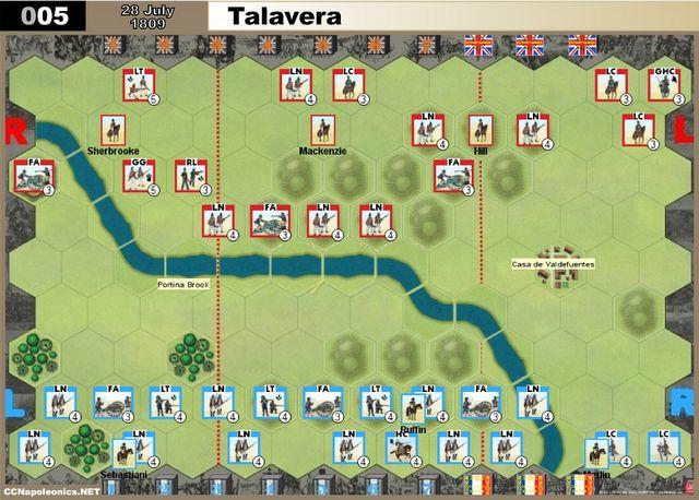 TORNEO Command & Colors Napoleonics 005