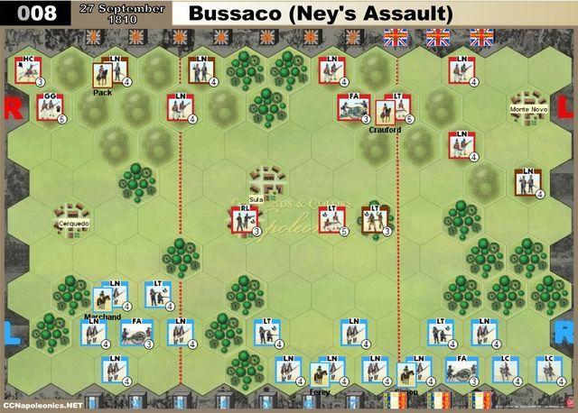 TORNEO Command & Colors Napoleonics 008
