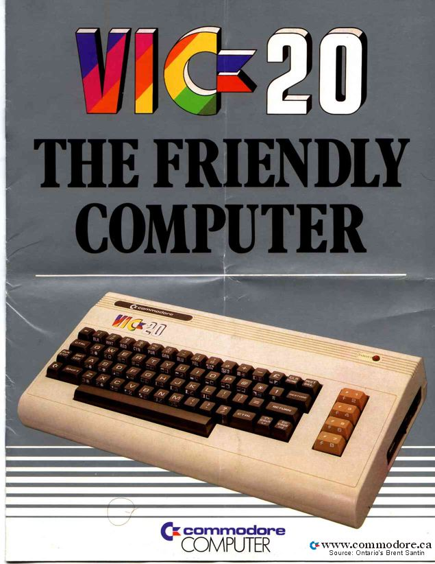 Brojimo se u slikama VIC-20_friendly_brochure_p1