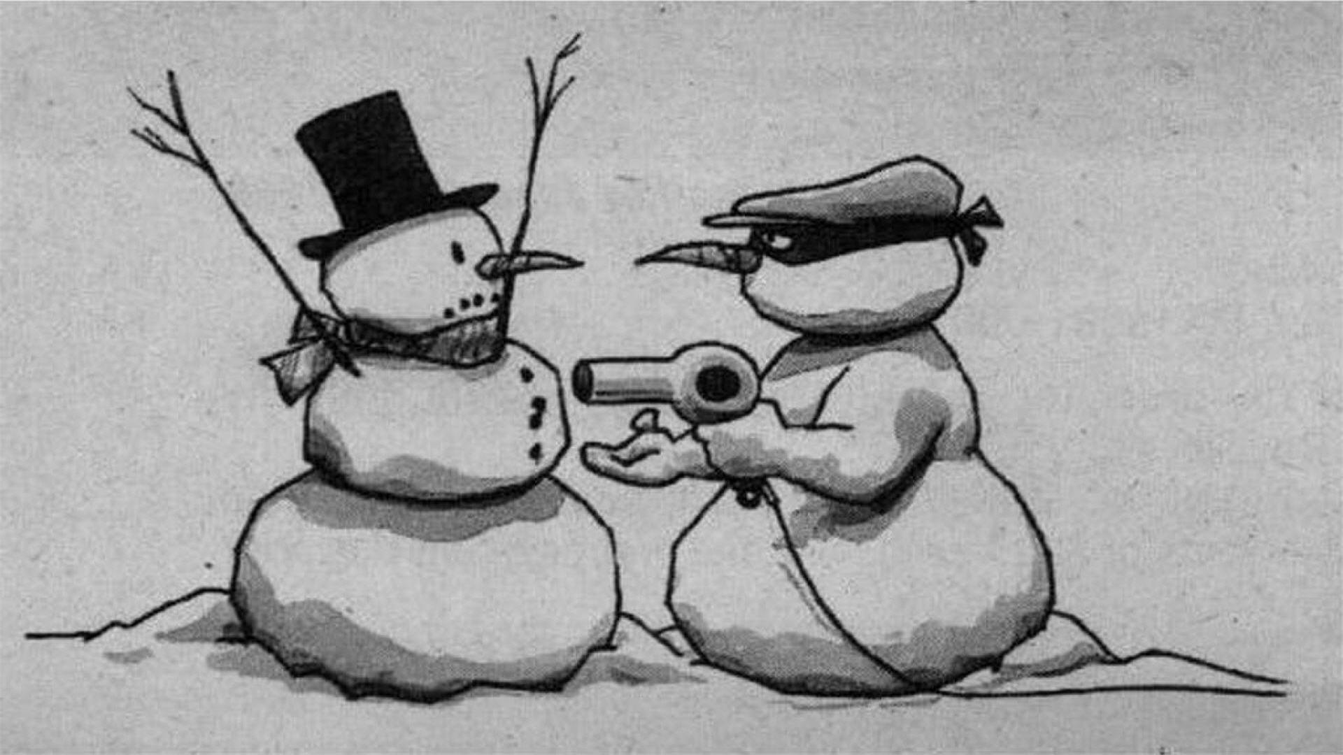 Merry Battleon Christmas! Snowmen