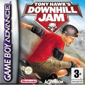 Tony Hawk_s Downhill Jam 3D 176x220 Activision-tony-hawks-downhill-jam-gba