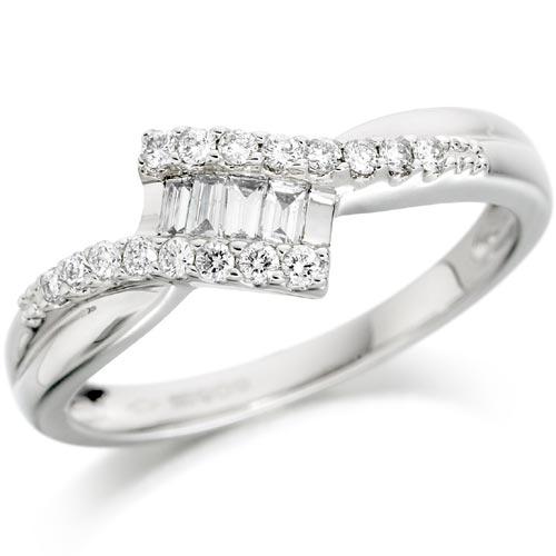 Nakit - neizbežno u stilu dama House-of-williams-0-25-ct-fancy-crossover-diamond-ring-in-18-carat-white-gold