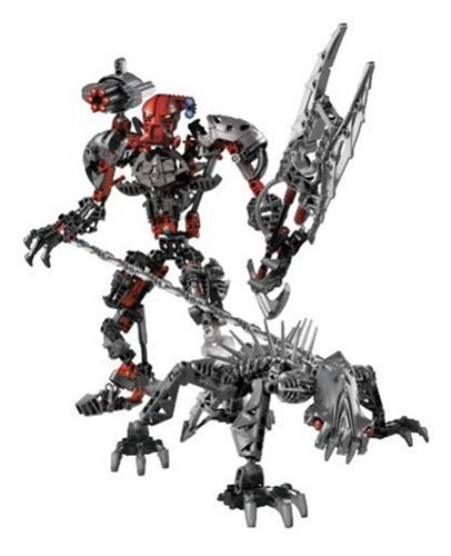 [Sets] Des pièces moins solides qu'avant : ça casse - Page 9 Lego--bionicle--8924--maxilos-and-spinax