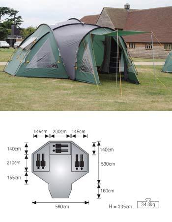 Tent for sale Royal-garonne-6-tent