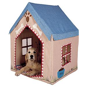 Domy pre psíkov Unbranded-dog-bed-kennel-frame-tent-house