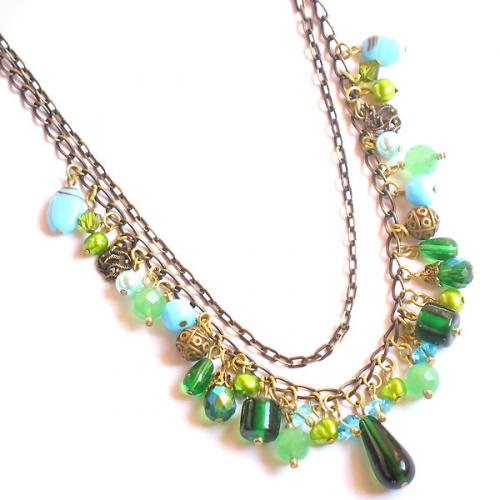 Accesorios de moda: collares, siempre vigentes Accesorios-de-moda-aros-collares-pulseras-anillos