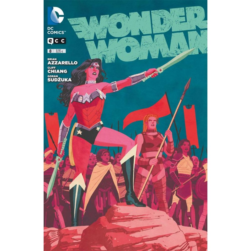 01 -  [Comics] Siguen las adquisiciones 2016 Wonder_woman_n_8_ecc_
