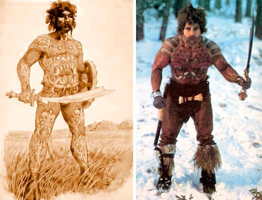 Arnold as the mysterious masked Vanir Raider? ColumbuA01