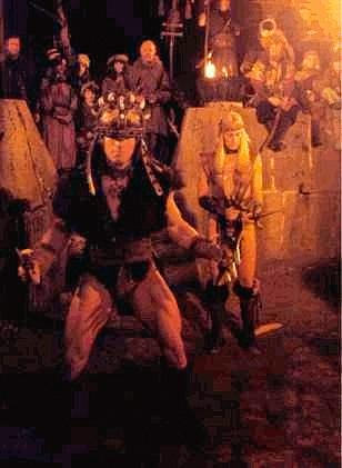 Discussion Of Conan 1982 & 84 Cut Scenes  ConA202