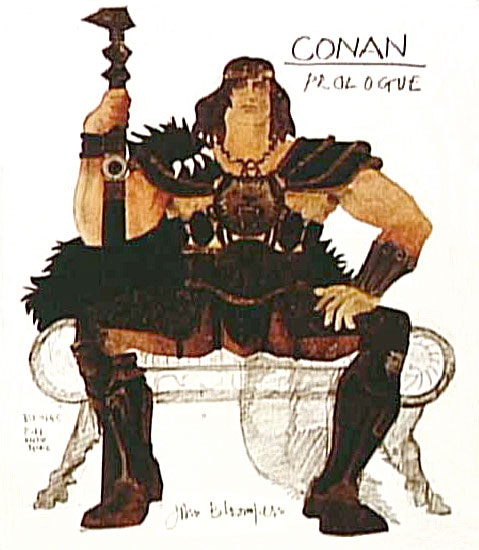 Historical Art and  Symbolism inspiration in CONAN - Page 6 Narcon001
