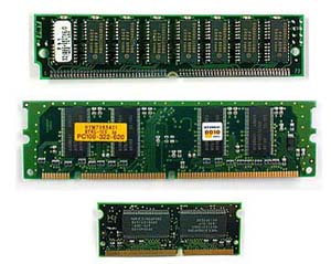 ¿Qué es... la memoria RAM? Memorias_ram