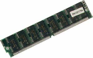 ¿Qué es... la memoria RAM? Simm72