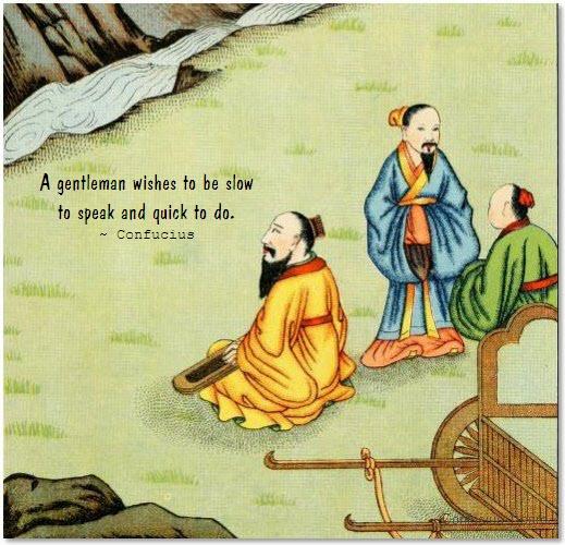 Poznati filozofi  Confucius15