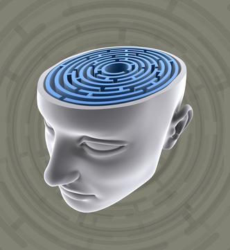 Les Phenomenes Aerospatiaux Non- Identifies et la psychologie de la perception, CNES. Cerveaulabyrinthe