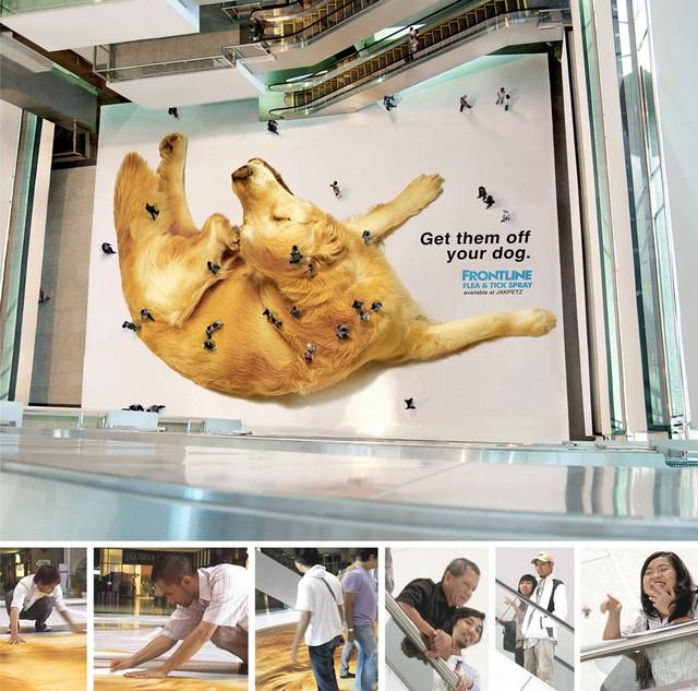 Street Marketing et Pub .... les plus belles images Frontlineoff1
