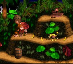 Donkey Kong Country (SNES) Donkey_Kong_Country_SNES_ScreenShot3