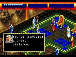 Sega Megadrive, horas y horas de felicidad. - Página 2 Light_Crusader_GEN_ScreenShot2