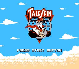 Super Baloo/Talespin (Playmates et autres) 1991 Tale_Spin_NES_ScreenShot1