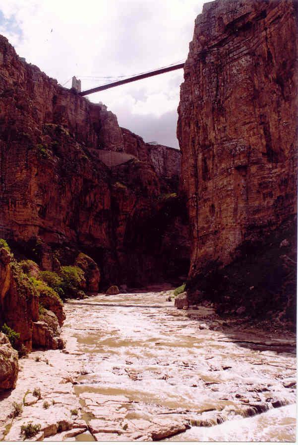 مدينة الجسور المعلقة ...  مدينة قسنطينة ... الجزائر Cne097