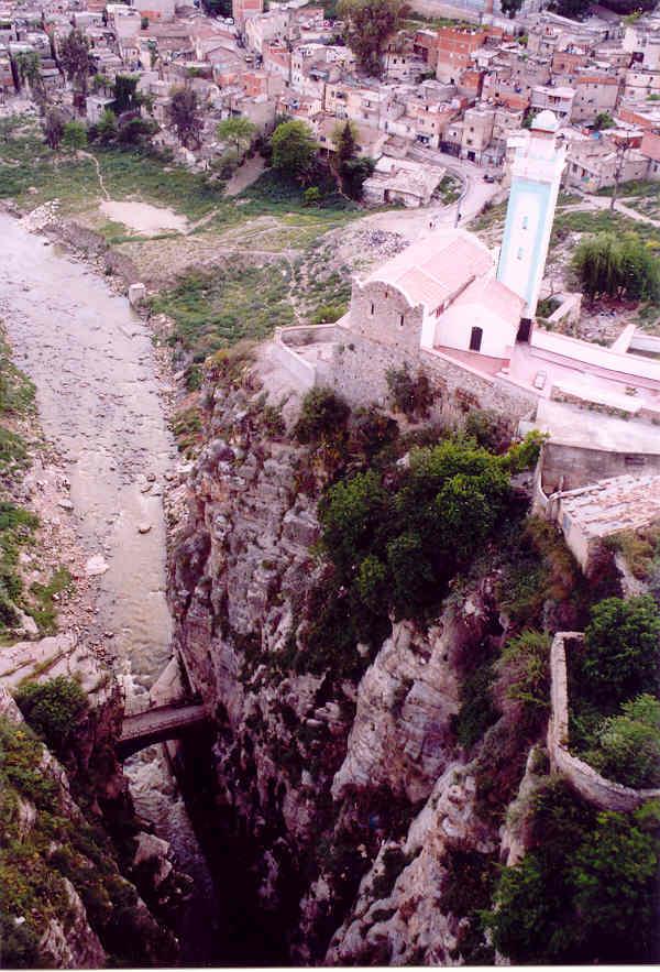 مدينة الجسور المعلقة ...  مدينة قسنطينة ... الجزائر Cne100