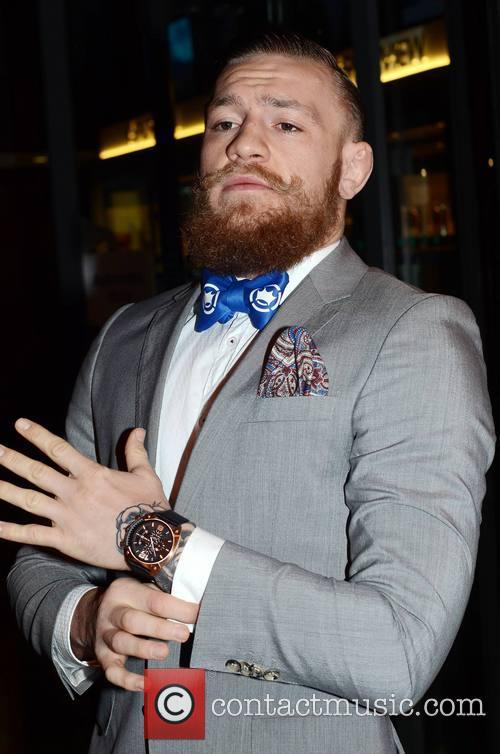 Conor The Notorious McGregor: el leprechaun de la UFC Conor-mcgregor-amanda-holden-late-late-show_3943145