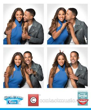 Saturday >> Rochelle Humes - Página 20 Rochelle-and-marvin-humes-partner_4733273