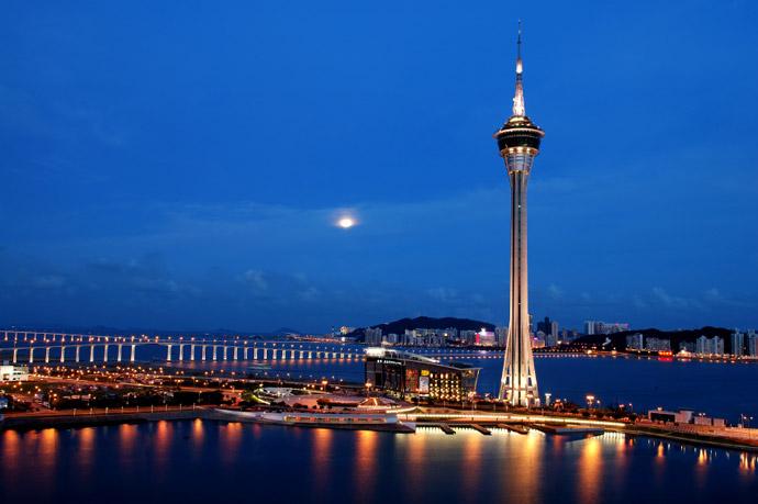 Ouverture du plus grand casino du monde à Macao - Le Venetian Macao-1-g