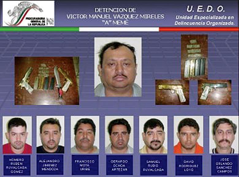 Mueren 22 Zetas en persecución de Nuevo León Detencion_real