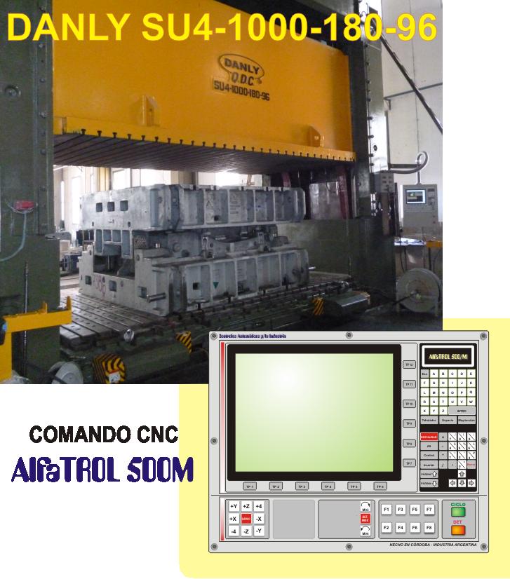 """Primera edición de """"Defensa de la Industria"""" en Costa Salguero - Página 15 Danly"""