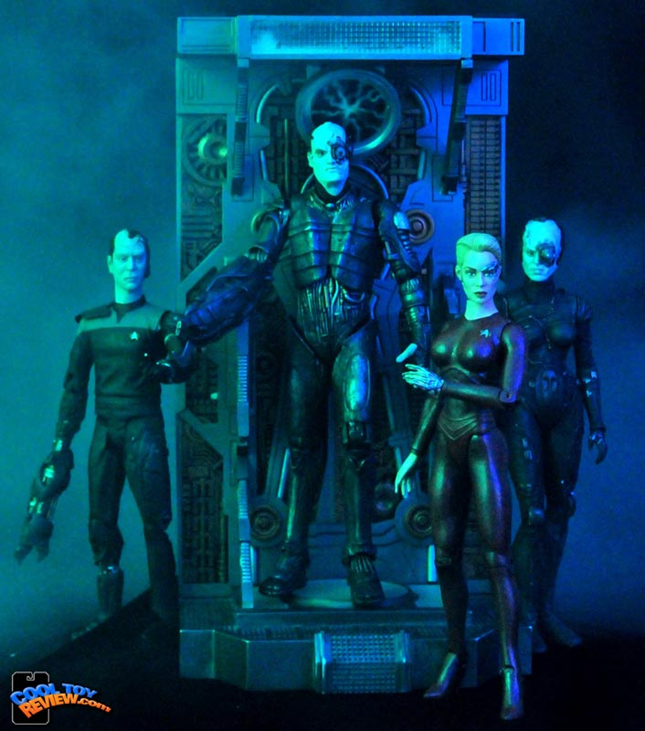 Diamond Select Toys [figurines, bustes, replicas] DST-borg-01