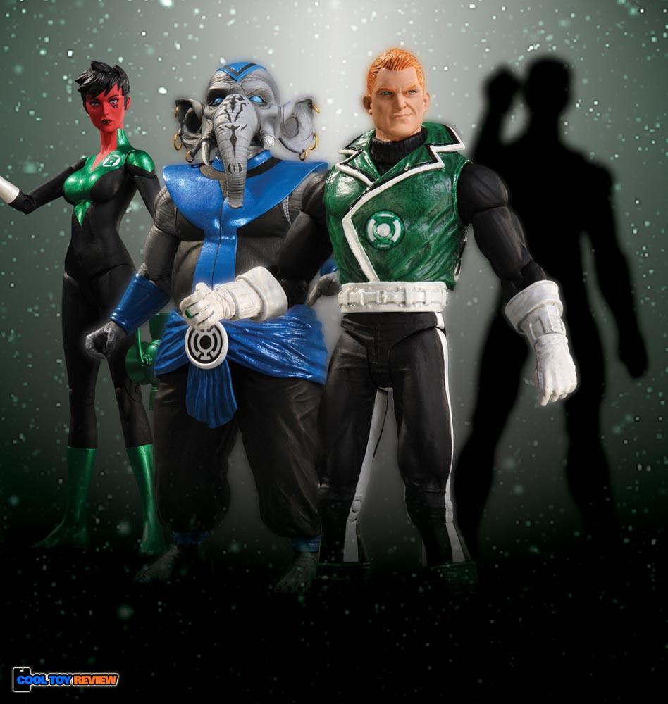 [DC Direct] Green Lantern Series 5 Figures DCD-May-04