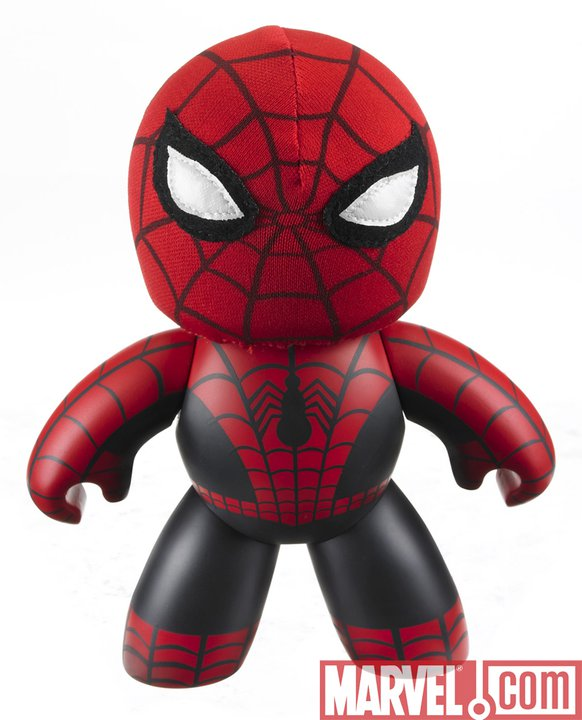 [HASBRO] Spider-Man and The Avengers Special Edition Mighty Mugg - SDCC Exclusive  SDCCspideyMugg2