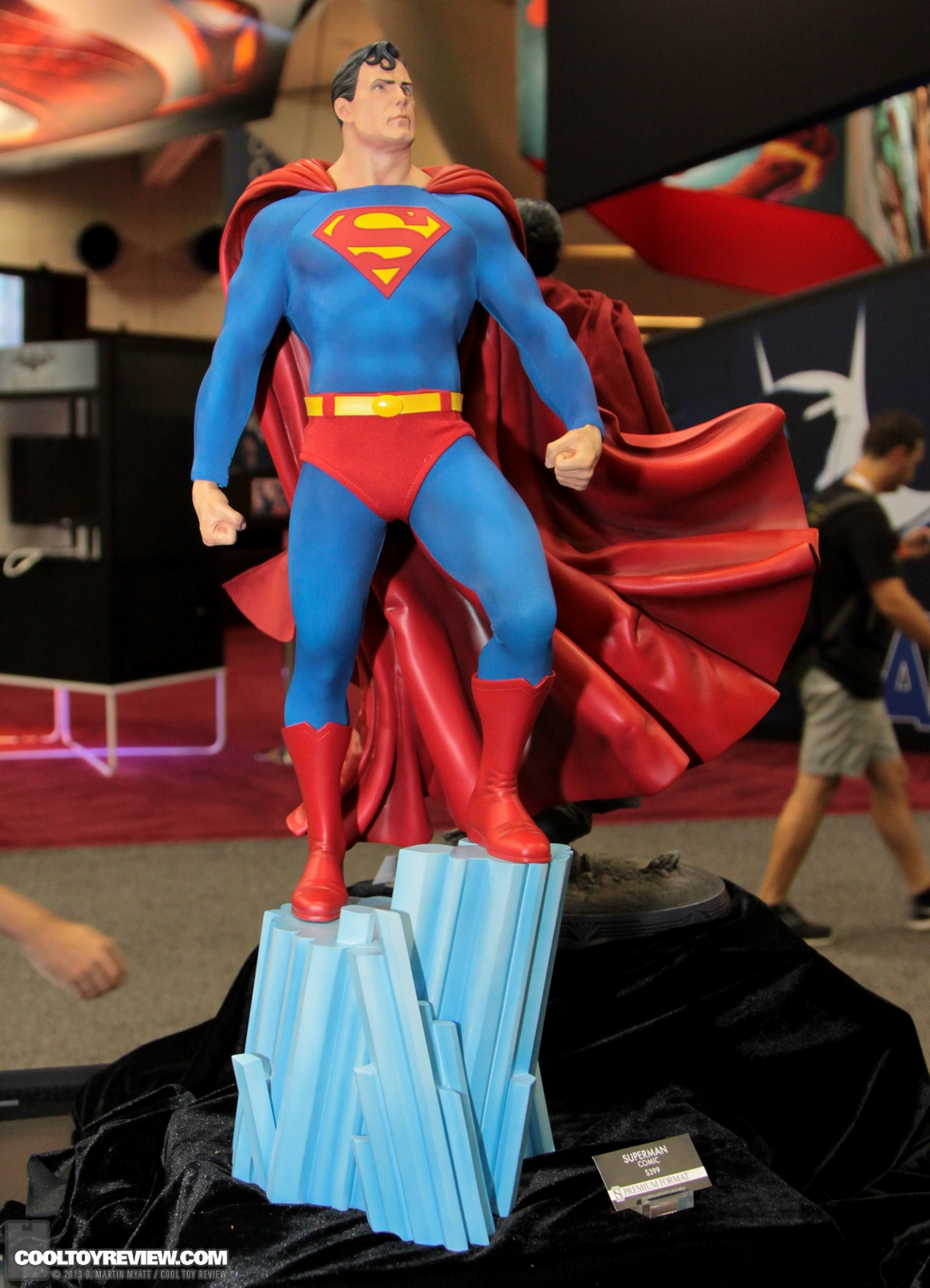 [Sideshow] Superman - Premium Format Figure - LANÇADO!!!! - Página 23 SDCC_2013_Sideshow_Collectibles_Thursday-073